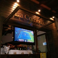 Photo taken at La Comedia by Carlos P. on 9/4/2013