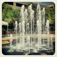 Photo taken at Parc San Souci by Josh R. on 9/23/2012