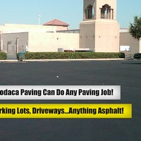 Photo taken at Apodaca Paving Inc by Marc A. on 2/2/2015