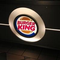 Photo taken at Burger King by Ian H. on 10/11/2012