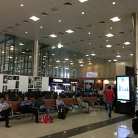 Photo taken at Pune Airport (PNQ) by Edward R. on 2/21/2013