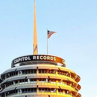 Photo taken at Capitol Records by Jack H. on 11/9/2016