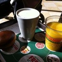 Photo taken at Krispy Kreme by Marcus S. on 10/6/2012