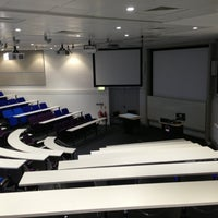 Снимок сделан в WBS Teaching Centre пользователем Marcus S. 2/15/2013