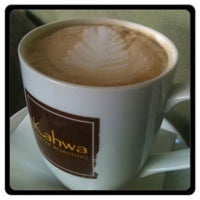 Photo taken at Kahwa Coffee by Monica D. H. on 7/2/2013