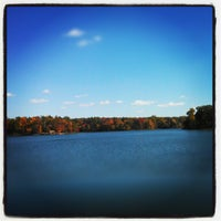 Photo taken at Lincoln State Park Campground by Travis T. on 10/15/2012