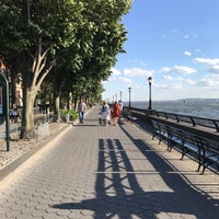 Photo taken at Battery Park City by Andrew K. on 6/2/2017