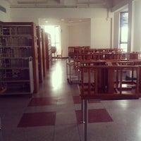 Photo taken at 同济大学图书馆 | Tongji Univ. Library by Ian L. on 1/25/2013