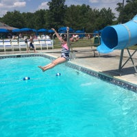 Photo taken at Chartwell Swim Club by Chris M. on 6/28/2014