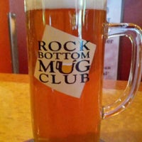 Photo taken at Rock Bottom by PJ M. on 4/26/2013
