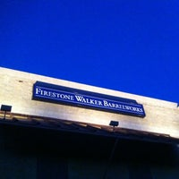 Photo taken at Firestone Walker Brewing Company by Ted A. on 9/14/2012