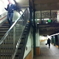 Photo taken at MTA Subway - 103rd St (1) by Sandy C. on 11/7/2012