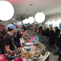 Photo taken at DŌ, Cookie Dough Confections by Jeremy C. on 3/10/2017