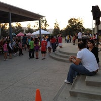 Photo taken at North Ridge Elementary by Chris M. on 9/22/2012