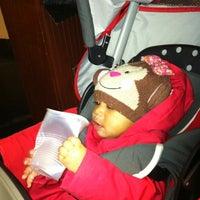Photo taken at Cafe Edens by Tiarra W. on 2/22/2013