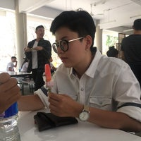 Photo taken at Faculty of Mass Communication by annyjubb⚓️ on 3/27/2017