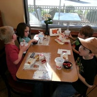 Photo taken at Chick-fil-A by Tiffany C. on 3/12/2013