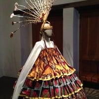 Photo taken at Museo Textil De Oaxaca by Stephan V. on 12/28/2012