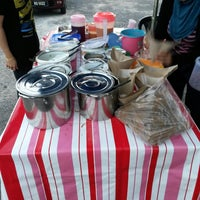 Photo taken at Nasi Lemak Depan Ida Nursery by Wan M. on 1/24/2014