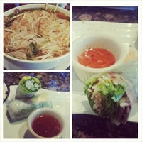Photo taken at Bamboo Pho & Springroll by David M. on 7/22/2014