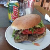 Photo taken at Bar Restaurante Los Universitarios by Demian C. on 1/2/2013