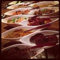 Das Foto wurde bei Restaurant Blauw von Iva P. am 11/12/2012 aufgenommen