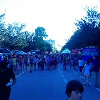 Photo taken at StrEAT Food Cart Festival by Tom C. on 8/11/2013