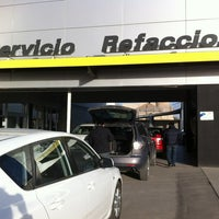 Photo taken at Mazda Laguna by cHio V. on 12/21/2012