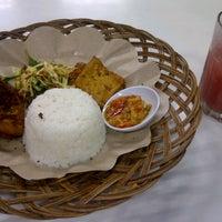 Photo taken at Ayam Penyet Suroboyo by Yopie B. on 12/8/2013