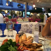 7/17/2018 tarihinde Nilay Ö.ziyaretçi tarafından Leleg Restaurant'de çekilen fotoğraf