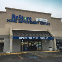 Photo taken at ReStore by Habitat for Humanity by Debra W. on 12/28/2015