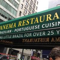 Photo taken at Ipanema Restaurant by Debra W. on 11/10/2012