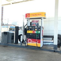 Photo taken at Shell by Debra W. on 3/29/2017