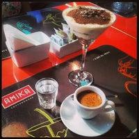Foto tirada no(a) Amika Coffeehouse por Leonardo L. em 7/21/2013