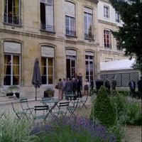 Photo taken at Maison de l'Amérique Latine by Christophe A. on 7/4/2013