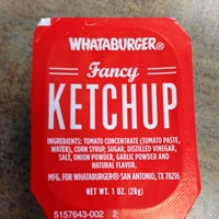 Photo taken at Whataburger by Mike M. on 11/27/2012