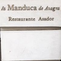 Photo taken at La Manduca de Azagra by EstrellaSinMich on 2/14/2018