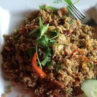 Photo taken at NaraDeva Thai Restaurant by Abdul S. on 2/5/2013