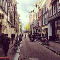 Photo taken at 9 Straatjes by Nico B. on 10/28/2012