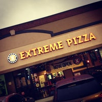 Photo taken at Extreme Pizza by Jim B. on 1/13/2013