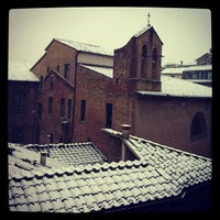 Photo taken at Via Delle Terme by Marta T. on 2/12/2013