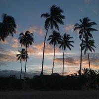 Photo taken at Praia do Borete by Willianson R. on 6/29/2013