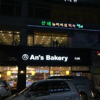 Photo taken at An's Bakery by Gwangjong L. on 4/18/2015