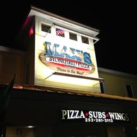 Photo taken at Max's Pizza Company by Ken D. on 4/2/2013