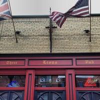 Photo taken at Three Lions Pub by Jon B. on 11/2/2013