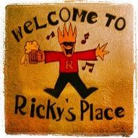 Photo taken at Ricky's Place by Jon B. on 12/20/2013