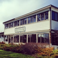Photo taken at Chuck's Lakeshore Inn by Jon B. on 4/26/2014