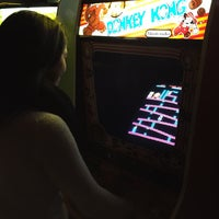 Photo taken at Barcade by Peter B. on 1/3/2015