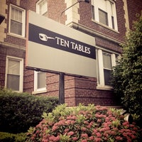 Photo taken at Ten Tables by Peter B. on 5/29/2013