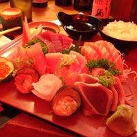 Photo taken at Yuka Japanese Restaurant by Peter B. on 7/1/2013